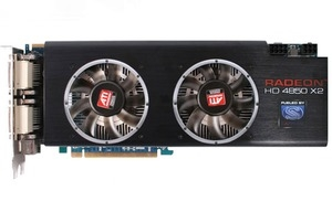 Что лучше Radeon HD 4850 X2 или GeForce 9650M GS?